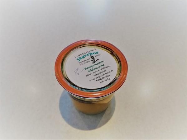 Kürbiscreme-Suppe (500g) | Genuss im Glas aus dem Jägerhof